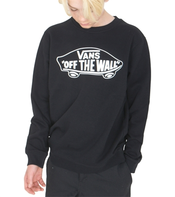 Vans Sweatshirt Off the Wall Black