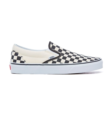 Vans sko SLIP ON Checkerboard Black/White