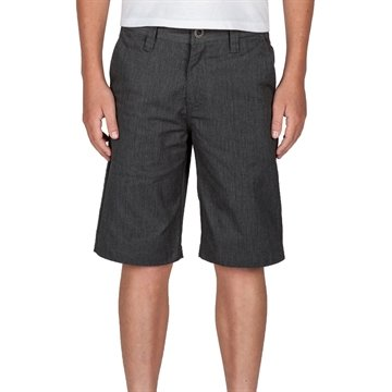 Volcom Junior Shorts Chino mørk grå
