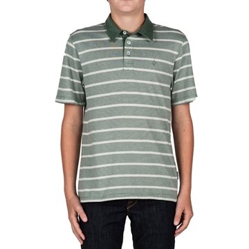 Volcom Junior Polo Wowzer stripe