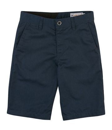 Volcom Shorts Chino Blue