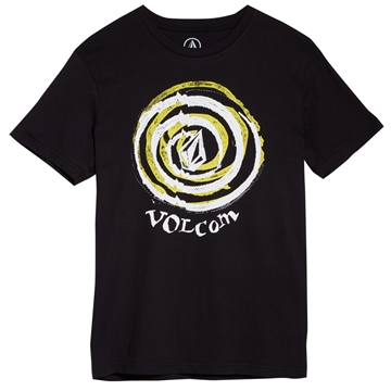 Volcom T-shirt Comes Around Black