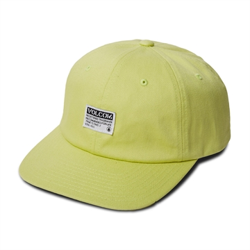 Volcom Case Dad Hat SHL yellow