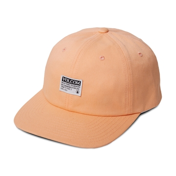 Volcom Case Dad Hat SOR peach