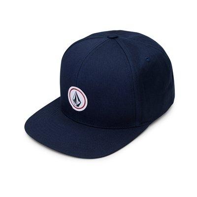 860eca9e2e0 Volcom Quarter Snapback Hat SMB