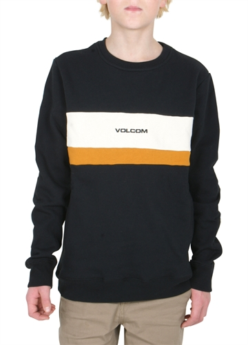 Volcom Sweatshirt Single Stone DIV Black