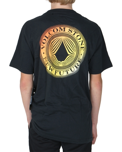 Volcom T-shirt Volcomsphere s/s C3531853 Black