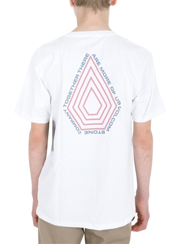 Volcom T-shirt Radiation s/s White