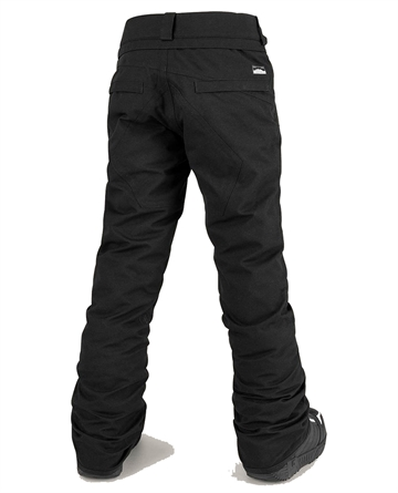 Volcom Snowboard Pants Freakin Snow Chino Black