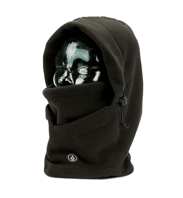 Volcom Snow Travelling Hood Thingy Black
