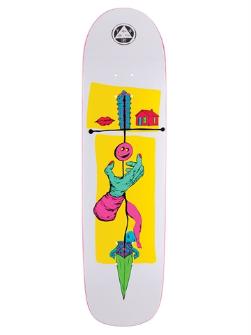 Welcome Skateboard Deck Obelus 8.38 Son of Planchette