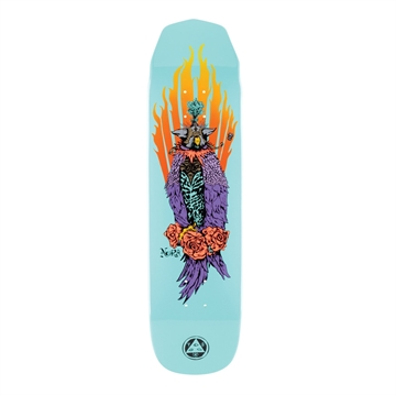 Welcome Skateboard Deck Peregrine Nora Vasconcellos Pro Model Wicked Princess 8,125