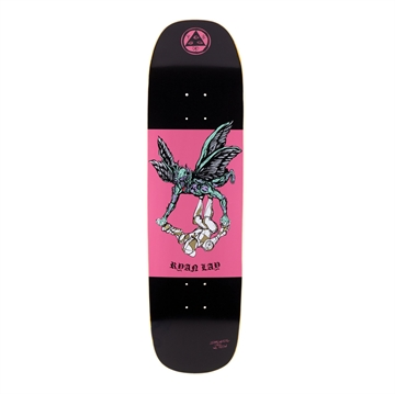 Welcome Skateboard Deck Somewhere - Ryan Lay Pro Model 8,6