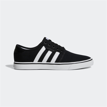 Adidas Skateboarding sko Seeley Black/White