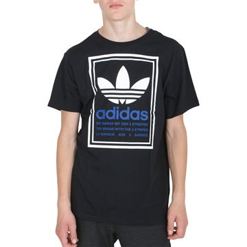 Adidas Tee Graphic GD2801 Black