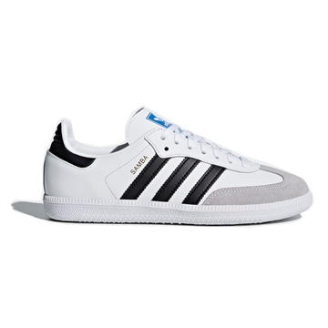 Adidas sko Samba White Black BB6976