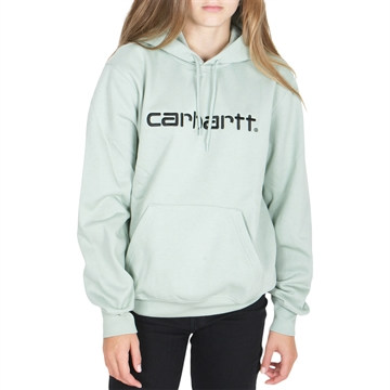 Carhartt Hooded Sweat Frosted Green/Black