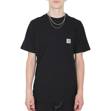 Carhartt T-shirt Pocket s/s Black