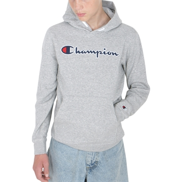 Champion Hooded Sweatshirt 305376 Grey Melange