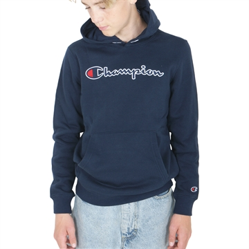 Champion Hooded Sweatshirt 305376 Navy