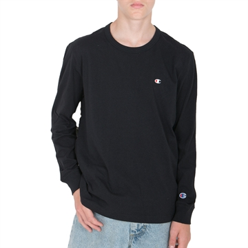 Champion Crewneck Long Sleeve T-shirt 214923 NBK