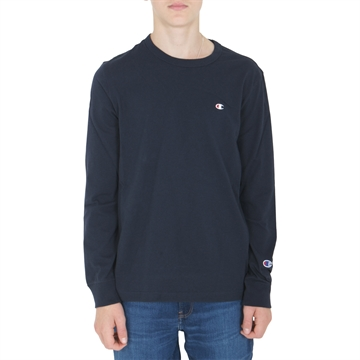 Champion Crewneck Long Sleeve T-shirt 214923 NNY