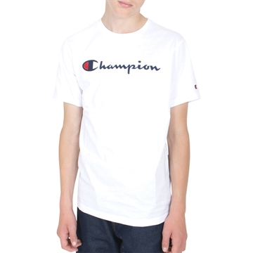 Champion T-shirt Crewneck 305381 WHT