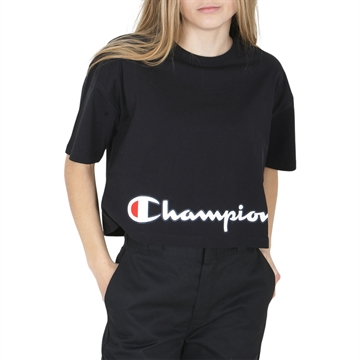Champion T-shirt Cropped Crewneck 403787 NBK