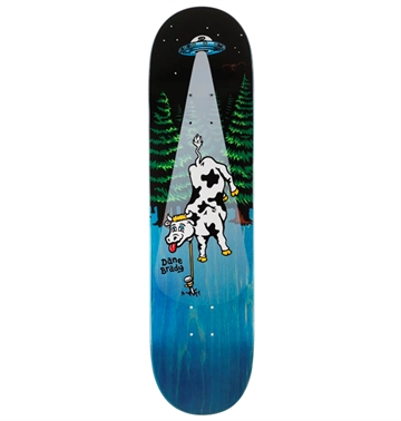 Polar Skate Co - Deck - Dane Brady Poker Night 8,25 Blue Stain