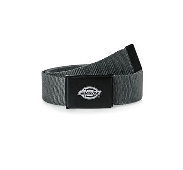 Dickies Bælte Orcutt Charcoal Grey