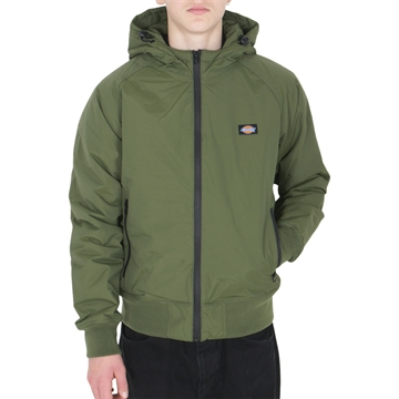 Dickies Jakke New Sarpy Army Green