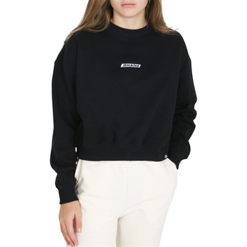 Dickies Girls Sweatshirt Ferriday Cropped Black