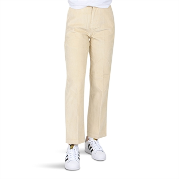 Dickies Girls Pants Elizaville Cord Light Taupe
