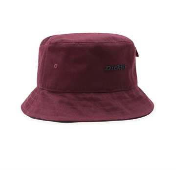 Dickies Bucket Hat Bogalusa Maroon