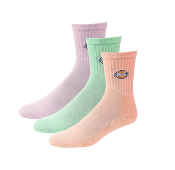 Dickies socks Valley Grove 3-pack multipastel
