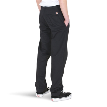 Dickies Slim Straight Work Pant Flex Black