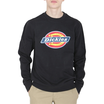 Dickies Sweatshirt Crewneck Icon Logo Black