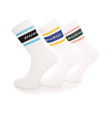 Dickies socks Madison Heights Ass 2. Col. 3-pack