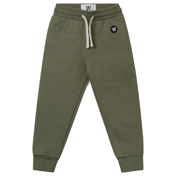 Wood Wood Double A Ran Trousers 5001-2424 Army