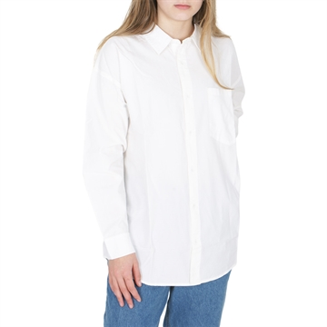 Finger in the Nose Shirt Mystery Off White