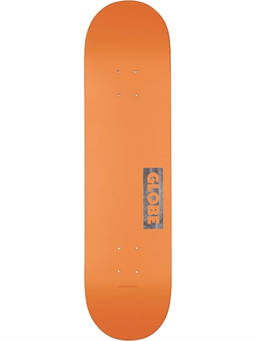 Globe Skateboard Deck Goodstock Orange 1,25
