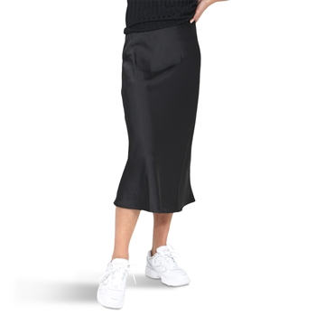 Grunt Didem Satin Skirt 2033-116 Black