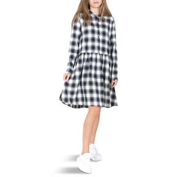 Grunt Dorthea Dress 2033-110 Black Check