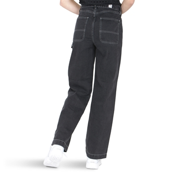 Grunt Wide Worker Pants 2033-503 Night Black