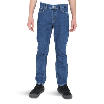 GRUNT Jeans Clint Indo Pants Indigo Blue