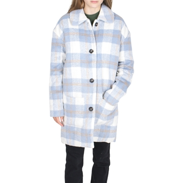 Grunt Boucle Jacket 2033-151 Blue Check
