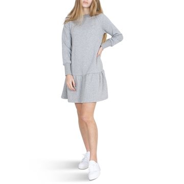 Grunt Sweat Dress Wicky 2113-081 Grey Melange