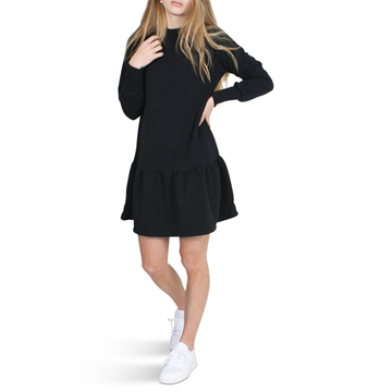 Grunt Sweat Dress Wicky 2113-081 Black