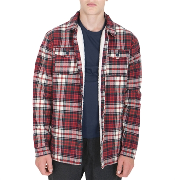 Tommy Hilfiger Jacket 06164 Teddy Check