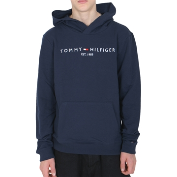 Tommy Hilfiger Boys Hoodie Essential 05673 Twilight Navy